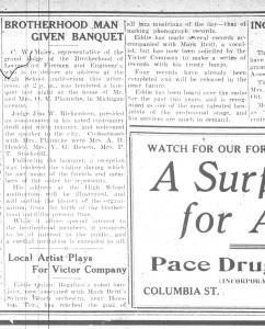 Bogalusa Daily News p. 3 Feb. 26, 1928