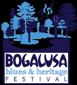 Bogalusa Blues Fest logo